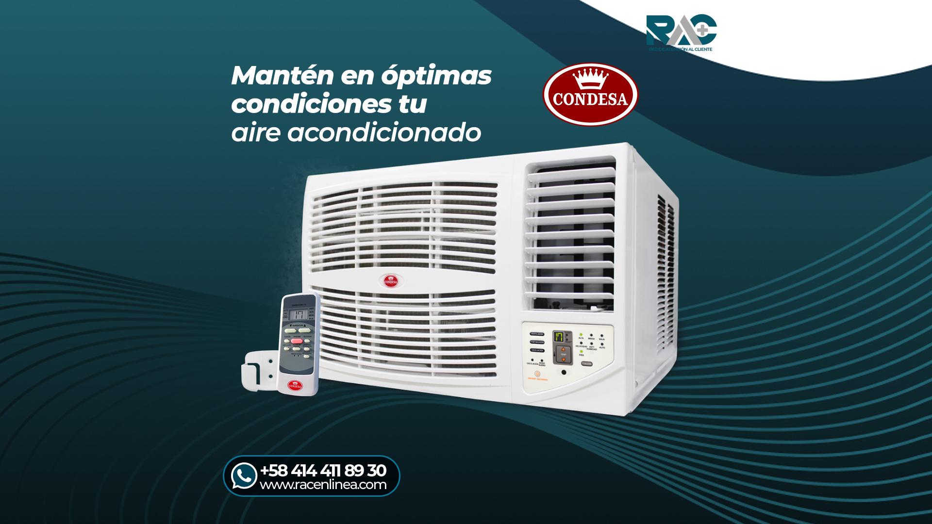 Mantenimiento a Aires Acondicionados Condesa